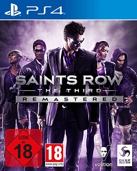 Saints Row 3: The Third Remastered uncut (PS4)