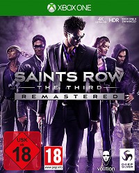 Saints Row 3: The Third Remastered uncut (Xbox One)