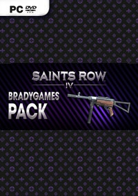Saints Row 4 Brady Games Pack