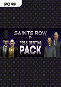 Saints Row 4 Presidential Pack (Add-on) (PC Download)