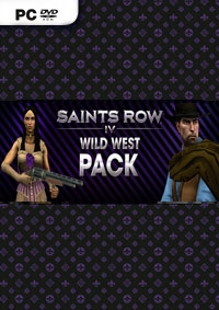 Saints Row 4 Wild West Pack (Add-on) (PC Download)