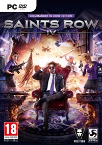 Saints Row 4 uncut (PC)