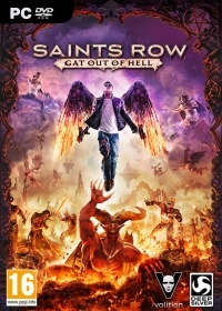 Saints Row Gat Out of Hell uncut (PC Download)