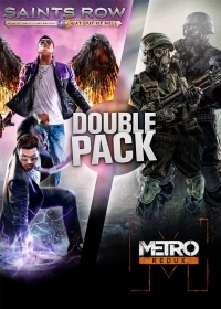 Saints Row + Metro Double Pack uncut (PC Download)