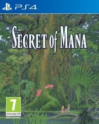 Secret of Mana Bonus Edition (PS4)