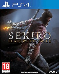 Sekiro: Shadows Die Twice AT uncut (PS4)