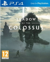 Shadow of the Colossus EU PEGI - Cover beschädigt (PS4)