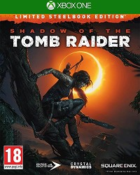 Shadow of the Tomb Raider Limited Steelbook Edition uncut (exklusiv) (Xbox One)