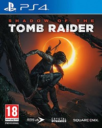 Shadow of the Tomb Raider uncut - Cover beschädigt (PS4)