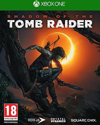 Shadow of the Tomb Raider uncut - Cover beschädigt (Xbox One)