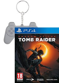 Shadow of the Tomb Raider uncut + PSX Retro Schlüsselanhänger (PS4)