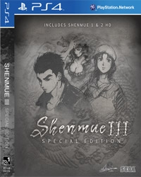 Shenmue III Special Edition (PS4)