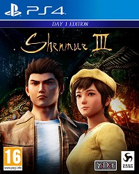 Shenmue III Day One Bonus Edition (PS4)