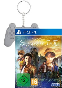Shenmue I & II [AT Bonus Edition] (PS4)
