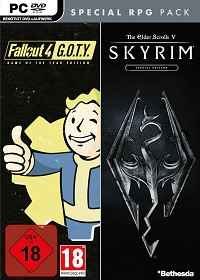 Skyrim Special Edition und Fallout 4 GOTY (Bethesda Special RPG Pack) (PC)