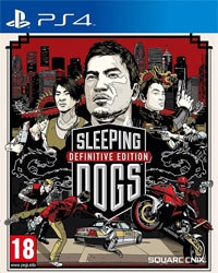 Sleeping Dogs Limited Definitive Edition uncut - Neuauflage! (PS4)