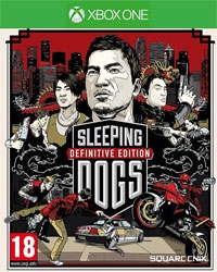 Sleeping Dogs Definitive Limited Edition uncut (Xbox One)