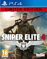 Sniper Elite 4 Kill Limited Hitler EU uncut inkl. Bonus DLC (PS4)