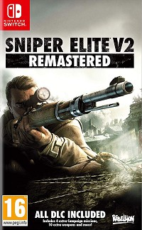 Sniper Elite V2 Remastered Edition uncut + Kill Hitler Bonus Mission (Nintendo Switch)