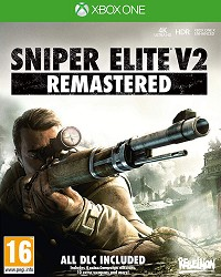 Sniper Elite V2 Remastered Edition uncut + Kill Hitler Bonus Mission (Xbox One)