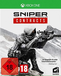 Sniper: Ghost Warrior Contracts uncut (Xbox One)