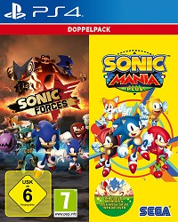 Sonic Mania Plus + Sonic Forces (Double BONUS Pack) (PS4)