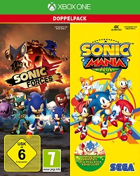 Sonic Mania Plus + Sonic Forces (Double BONUS Pack) (Xbox One)
