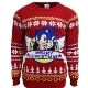 Sonic the Hedgehog Xmas Pullover (XL) (Merchandise)