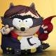 South Park: The Fractured But Whole The Coon Figur (8,5 cm) (Merchandise)