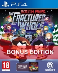 South Park: The Fractured But Whole Bonus uncut + The Coon Pin (PS4)
