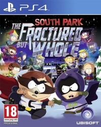 South Park: The Fractured But Whole EU uncut (PS4)