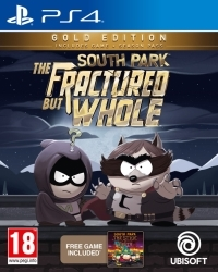 South Park: The Fractured But Whole Gold Edition uncut + Bonus DLC + The Coon Pin (PS4)