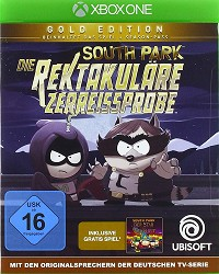 South Park: The Fractured But Whole Gold Edition uncut + Bonus DLC + The Coon Pin (Xbox One)
