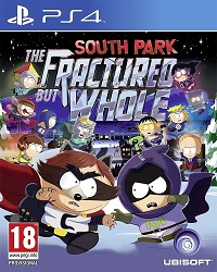 South Park: The Fractured But Whole uncut - Cover beschädigt (PS4)