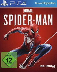 Spiderman USK (PS4)