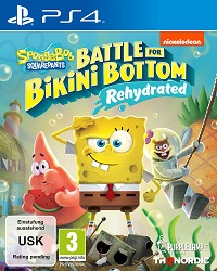 Spongebob SquarePants: Battle for Bikini Bottom - Rehydrated für Nintendo Switch, PC, PS4, X1