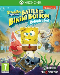 Spongebob SquarePants: Battle for Bikini Bottom - Rehydrated (Xbox One)