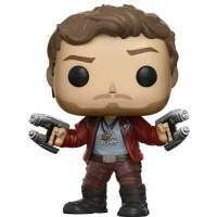 Star-Lord Guardians of the Galaxy 2 POP! Vinyl Figur (10 cm) (Merchandise)