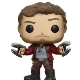 Star-Lord Guardians of the Galaxy 2 POP! Vinyl Figur (10 cm)