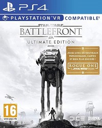 Star Wars: Battlefront Ultimate Edition uncut - Cover beschädigt (PS4)
