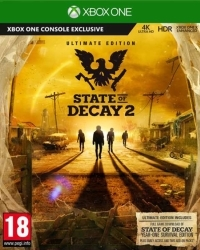 State of Decay 2 Limited Ultimate Edition uncut (Xbox One)