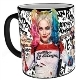 Suicide Squad Daddys Lil Monster Heat Reactive Tasse