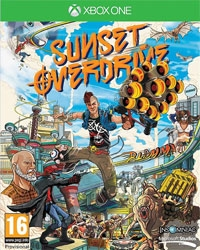 Sunset Overdrive EU ucut (Xbox One)