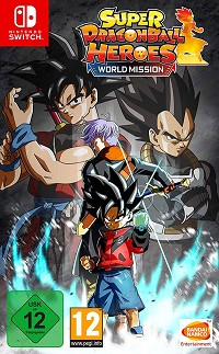 Super Dragon Ball Heroes World Mission Day 1 Edition (Nintendo Switch)