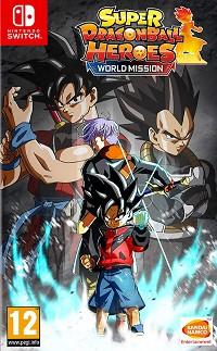 Super Dragon Ball Heroes: World Mission (Nintendo Switch)