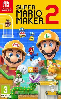 Super Mario Maker 2 EU Edition (Nintendo Switch)