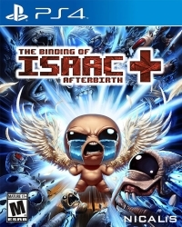 The Binding of Isaac: Afterbirth (PS4)