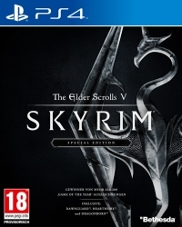 The Elder Scrolls V: Skyrim Special uncut (PS4)