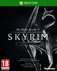 The Elder Scrolls V: Skyrim Special AT uncut (Xbox One)