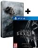 The Elder Scrolls V: Skyrim Special Limited D1 Steelbook AT Edition uncut